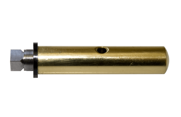 Brass Rollers Slotted Head