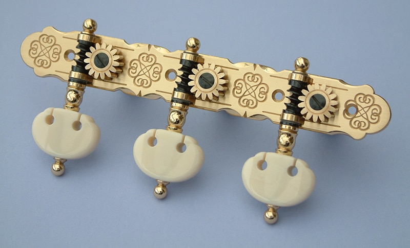 Rodgers L488 Br Kidney Synthetic Ivory