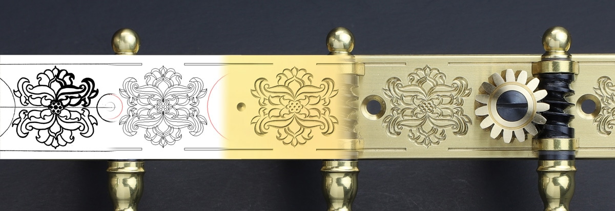 L289 Design Engraving