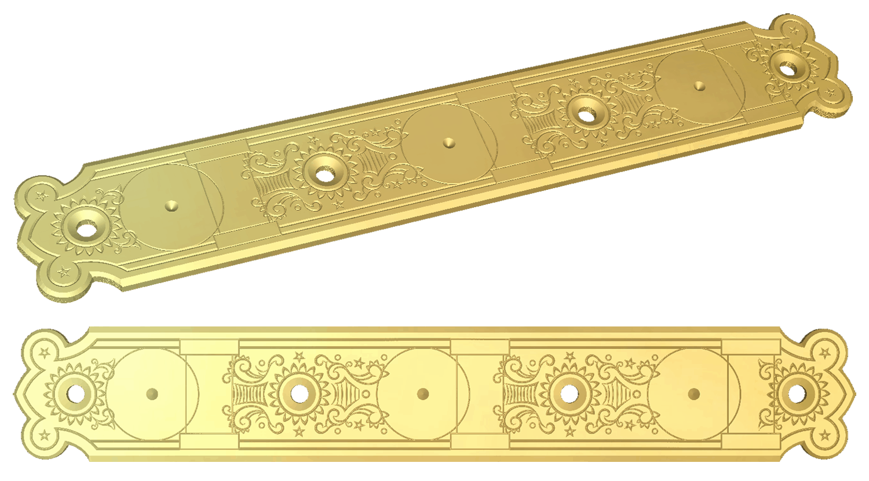 L643 Bouchet Design