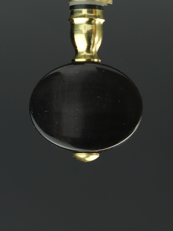 Small Oval horn