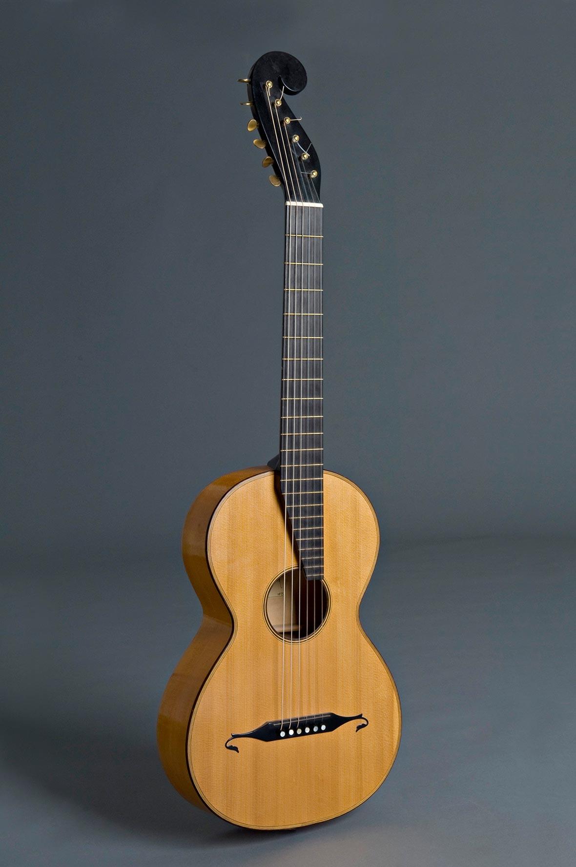 Gary Southwell Stauffer Guitar