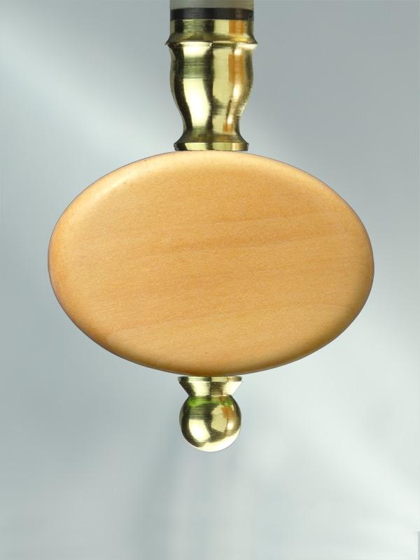 Oval Boxwood