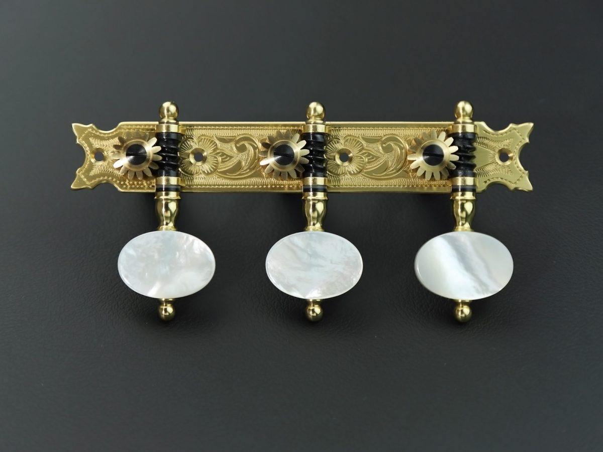 L635 Brass Light Mop