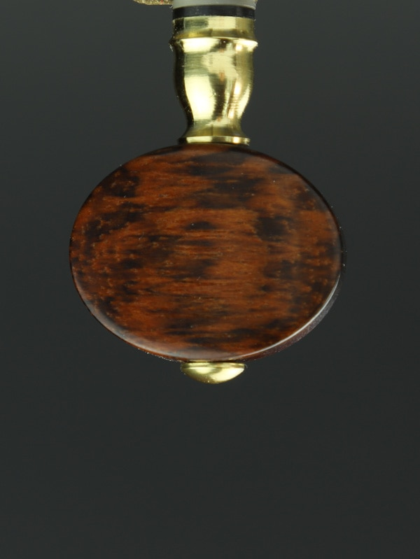 Small Oval Snakewood