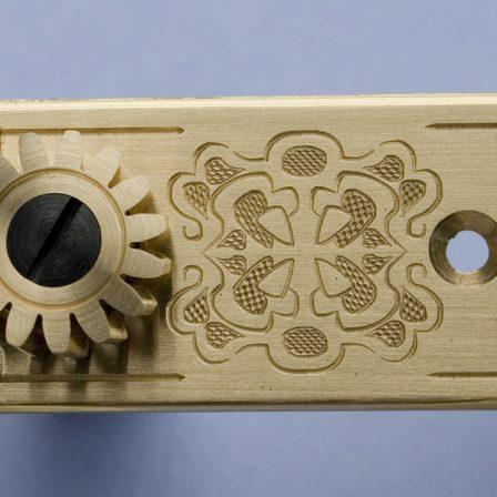 L504 Brass Light MOP