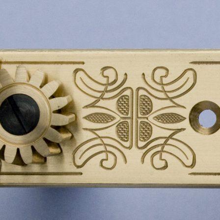 L505 Brass Light MOP